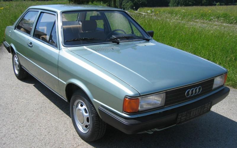 Audi 80 1.6 CL Automatik Original 48600 Km Aus Erster Hand