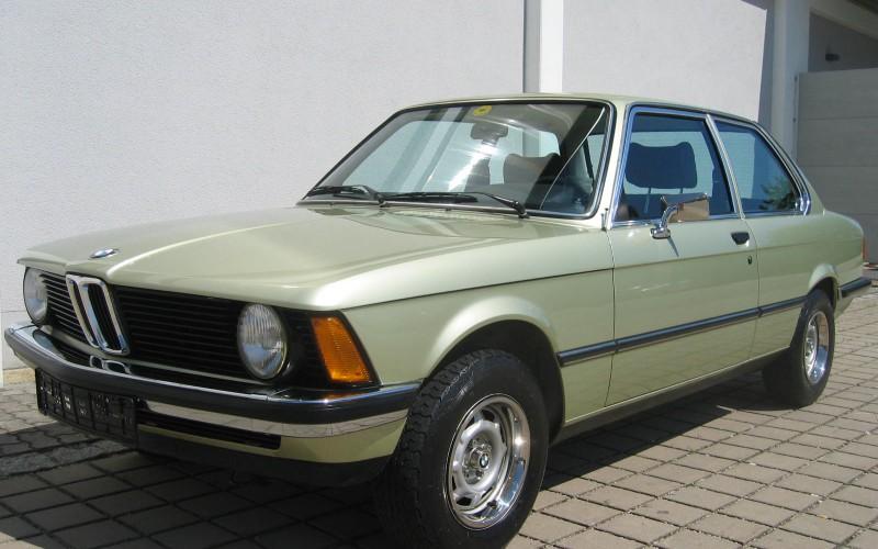 BMW 316 E21 Original 24300 Km Aus Erster Hand