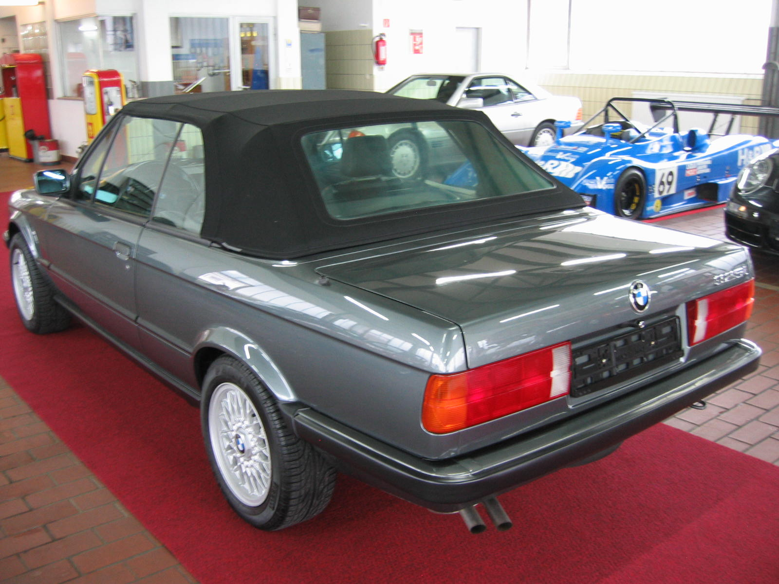 BMW 325i E30 Cabrio original 73800 Kilometer  Birgland