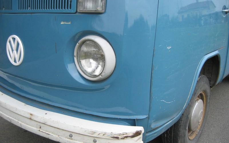 Volkswagen T2 Pritsche 1.Hand, Original 57700 Km