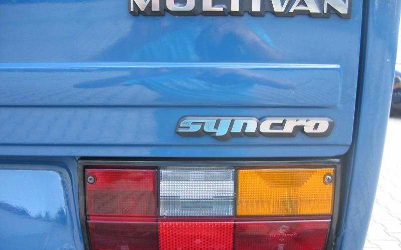 Volkswagen T3 1.6 TD Multivan Syncro Original Aus 1. Hand
