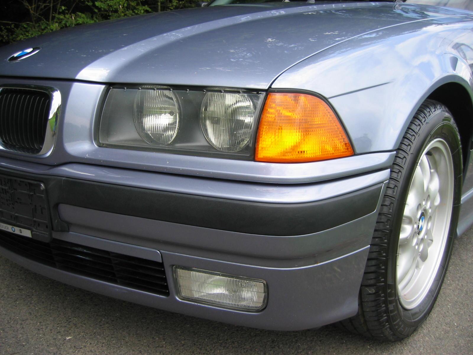 BMW 328i E36 COUPE Original 63000 Km NEUZUSTAND