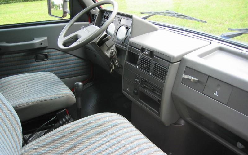 Iveco Turbo Daily 40-10 4x4 Original 9400 Kilometer